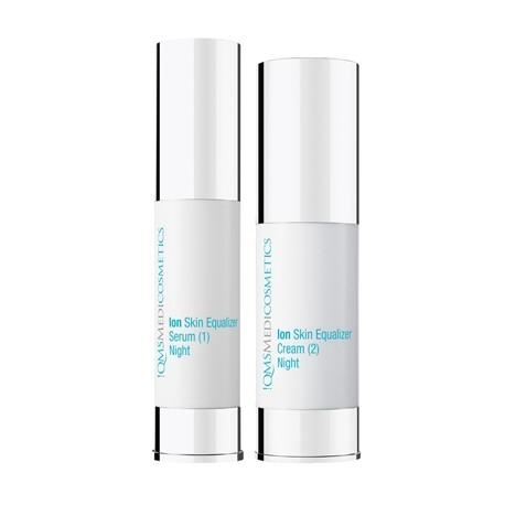 Ion Skin Equalizer Night Serum & Cream